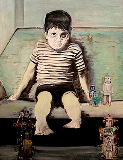 Jeffar Khaldi, ' Child self portrait ', 2012