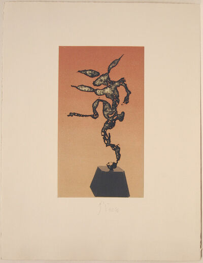 Barry Flanagan, ''Nijinski'', 1994