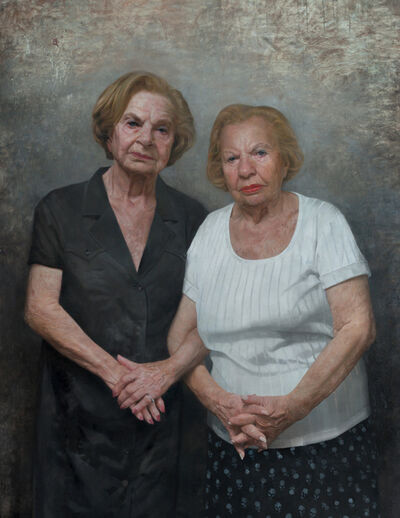 David Kassan, 'Twin Survivors Of The Holocaust; Roslyn and Bella', 2016