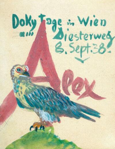 Oskar Laske, 'Dokytage in Vienna', 1938