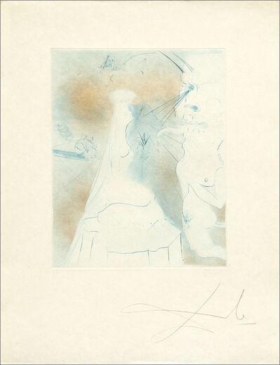 Salvador Dalí, 'Le Femme au Coussin', 1969