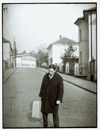 Tomislav Gotovac, 'Suitcase', 1964