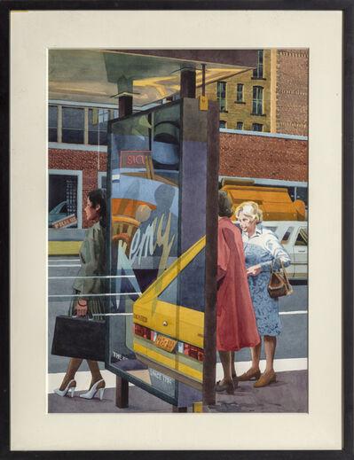 Don david, 'Bus Stop', 1980