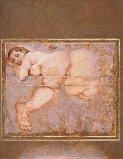 Jamil Naqsh, 'Nude III', 2009