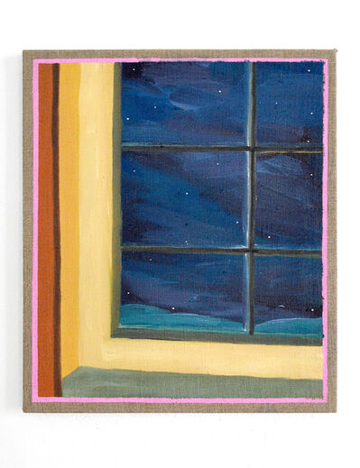Heath West, 'Window Night', 2016