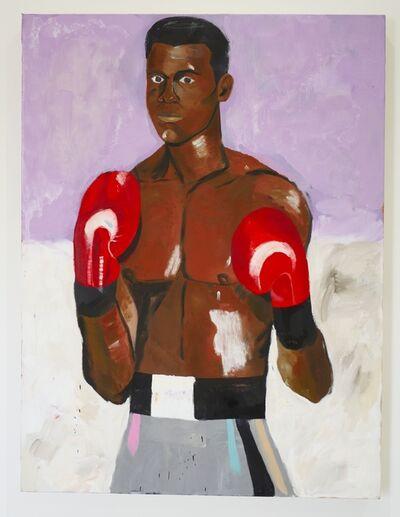 Anthony Rianda, 'Untitled (Muhammed Ali)', 2018