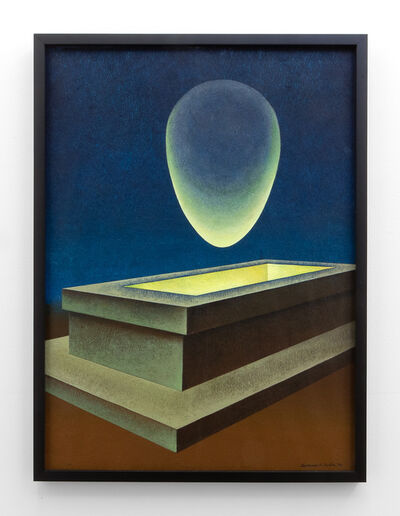 Clarence Holbrook Carter, 'Transection', 1978