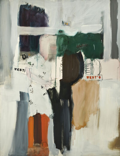 Larry Rivers, 'Drugstore', 1959