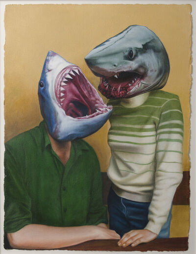 Aaron Zimmerman, 'Sharks', 2011