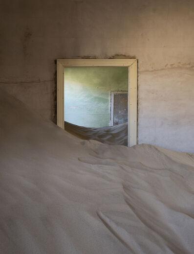 Helene Schmitz, 'Green Room', 2014
