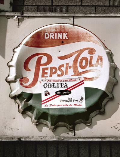 Wayne Sorce, 'Pepsi-Cola', c. 1975