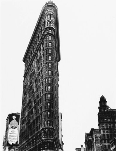 Berenice Abbott, 'Flatiron Building, New York', 1938