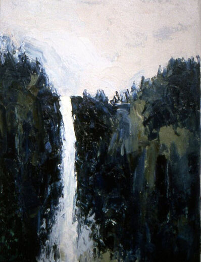 Theodore Waddell, 'Bridalveil Falls', 2007
