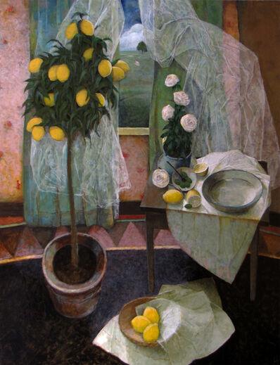 Pierre Lefebvre, 'Intérieur au citronnier', 2017