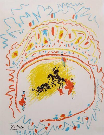 Pablo Picasso, 'La Petite Corrida', 1971