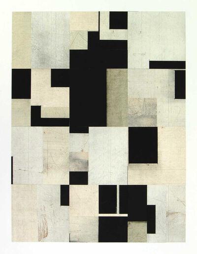 Bill Hall, 'Map #4'
