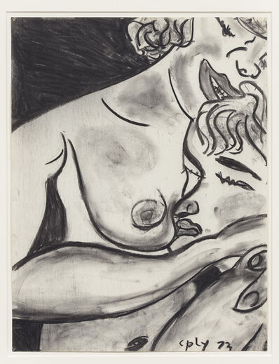 William Nelson Copley, 'Untitled (X-Rated Series)', 1973