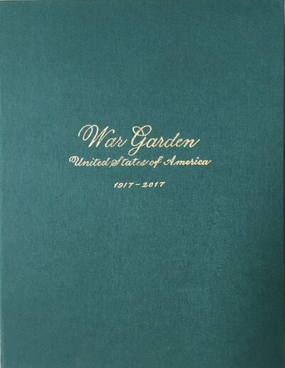 Cynthia Mulcahy, 'War Garden Archive, primary source documents related to the War Garden series', 2018