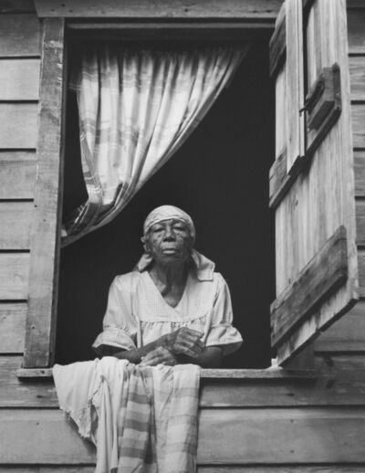 Earlie Hudnall, Jr., 'Woman Looking From Window, Belize', 1983