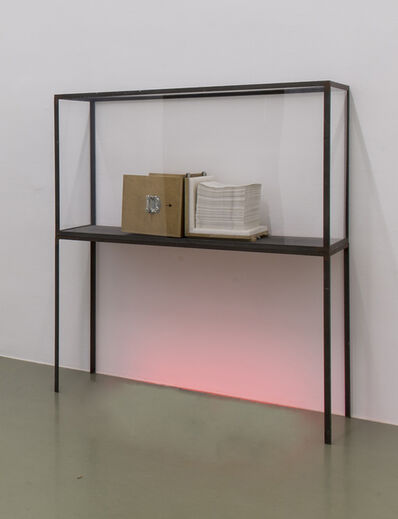 Joseph Beuys, 'Nur noch 2190 Tage bis zum Ende des Kapitalismus (Denkmaschine)', 1981