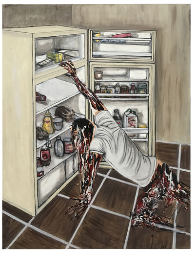 Alex Arizpe, 'The Fridge', 2011