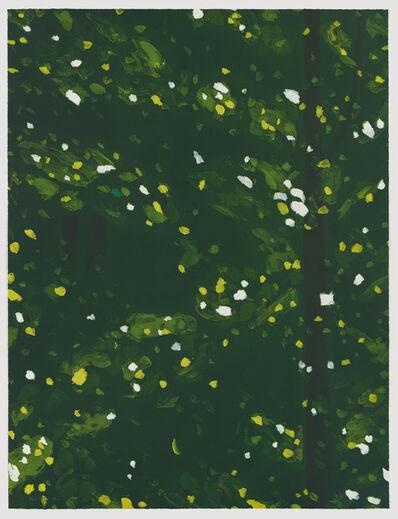 Alex Katz, 'Woods', 1993