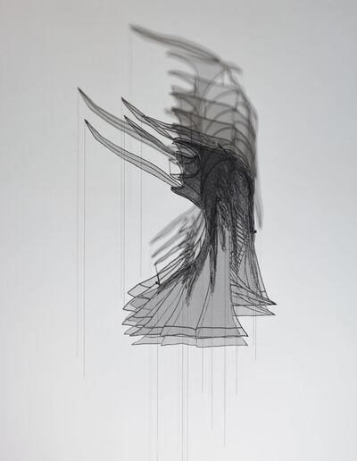 Afruz Amighi, 'Headdress for the Beheaded', 2017