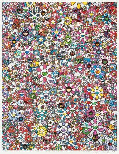 Takashi Murakami, 'Infinity', 2020