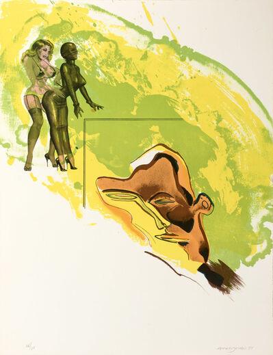 Allen Jones, 'Plate 1', 1971