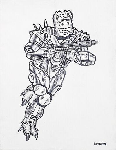 Motohiro Hayakawa, 'Space Battles Series 2 - #12', 2010-2016