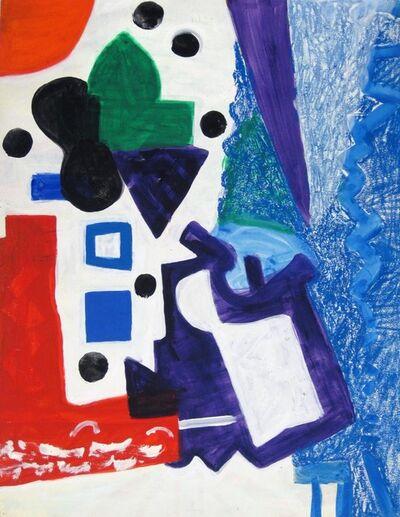 Shirley Jaffe, 'Untitled #53'
