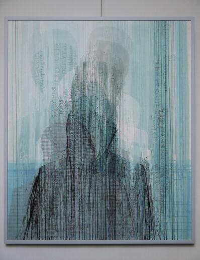Jonidel Mendoza, 'Desvanecerse entre las Siluetas', 2017