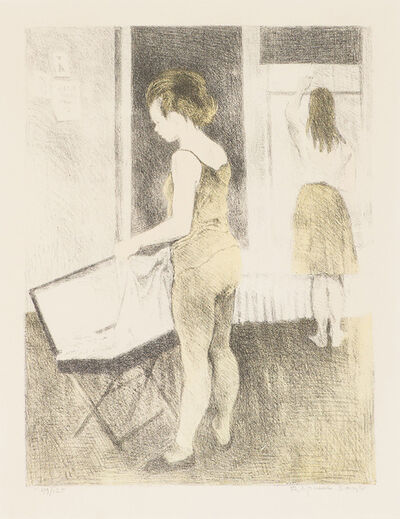 Raphael Soyer, 'Untitled', 20th Century