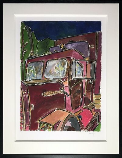 Bob Dylan, 'Truck', 2008