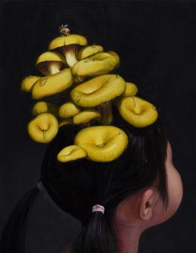 Hiroyuki Aoyama, 'mushroom', 2018