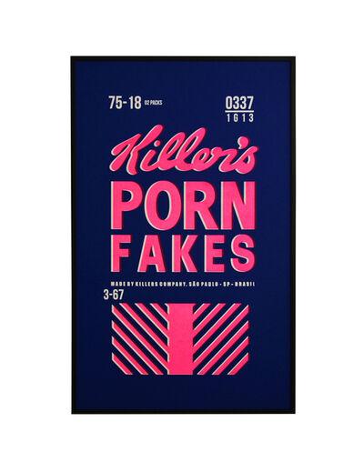 Abidiel Vicente, 'Killer's Porn', 2018
