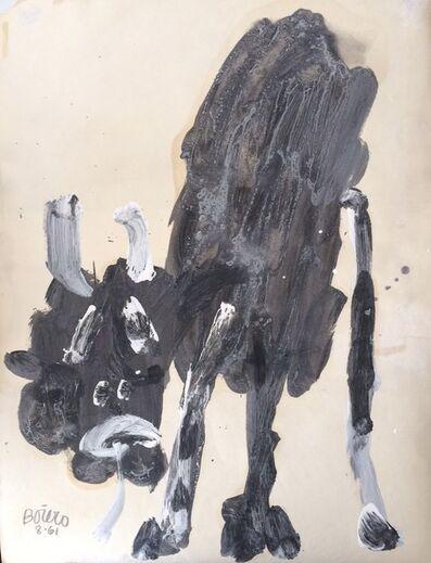 Fernando Botero, 'Minotaur'