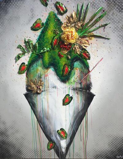 Quetzalcoatl, 'Piragua con sabor a montaña', 2020