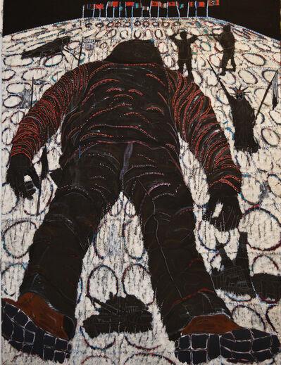 Omar Ba, 'Afrique, Afrique, Afrique', 2014