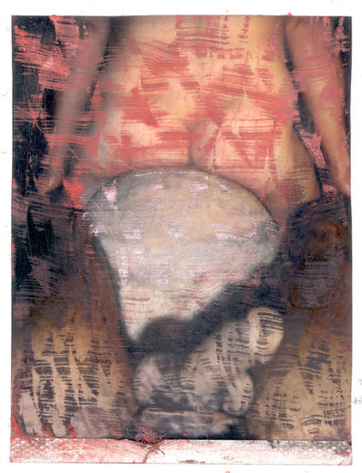 Francisco Toledo, 'Self-portrait 41 (Autorretrato 41)', 1995