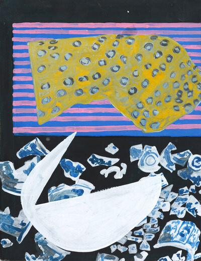 Marjolijn De Wit, 'Gouaches #49', 2019