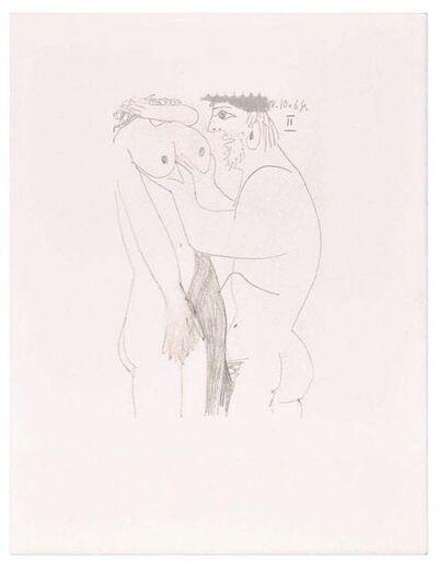 Pablo Picasso, 'Le Goût du Bonheur - 8.10.64 II - After P. Picasso', 1998