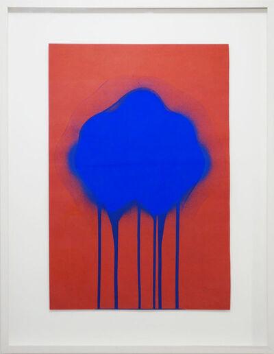 Otto Piene, 'Blaue Wolke', 1967