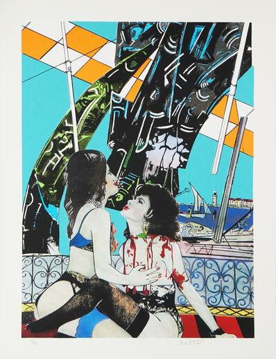 Gianni Bertini, 'Le Vittime di Mercurio (The Victims of Mercury)', 2002