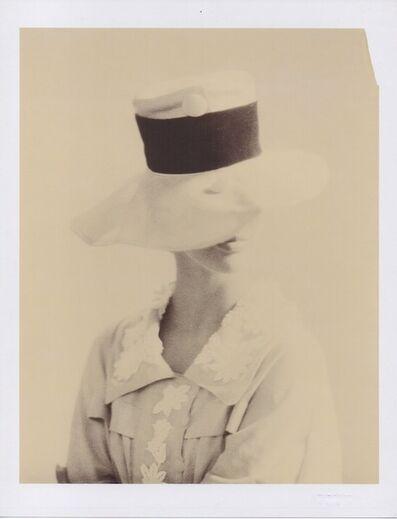 Toni Meneguzzo, 'Allison,  Ryuko Tsushin magazine - Art style Claude Monet - dress Fendi', 1989