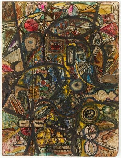Richard Pousette-Dart, 'Untitled', ca. circa early to mid-1940's
