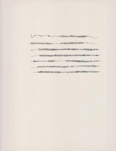 Mirtha Dermisache, 'Untitled', ca. 1970