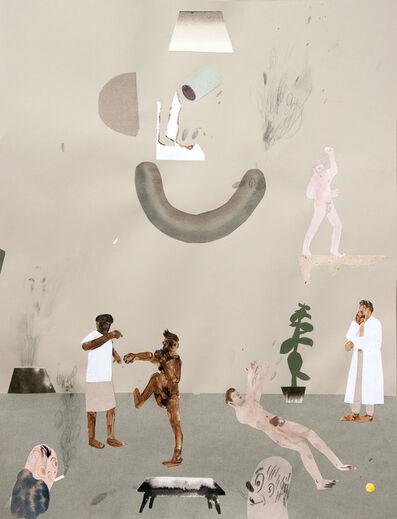 Guðmundur Thoroddsen, 'Waiting Room', 2016