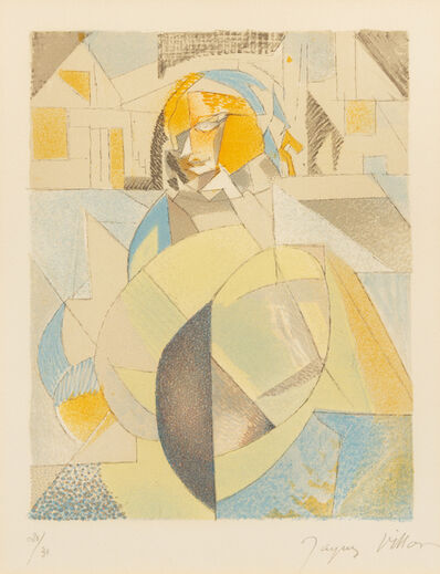 Jacques Villon, 'Untitled'