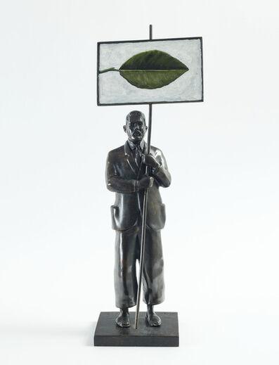 Pedro Ruiz, 'Pedro (Leaf of Life)', 2019